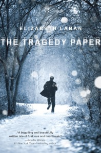 TRAGEDY PAPER cover